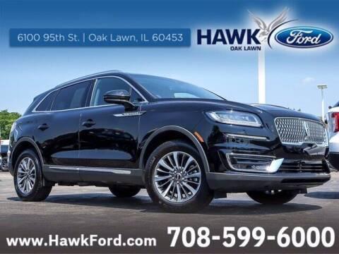 2019 Lincoln Nautilus for sale at Hawk Ford of Oak Lawn in Oak Lawn IL