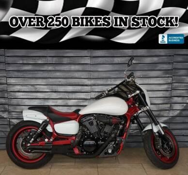 2008 Kawasaki Mean Streak for sale at Motomaxcycles.com in Mesa AZ