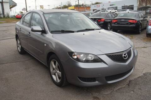 2005 Mazda MAZDA3 for sale at Green Ride Inc in Nashville TN