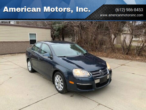 2010 Volkswagen Jetta for sale at American Motors, Inc. in Farmington MN
