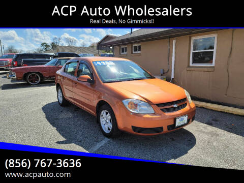 2006 Chevrolet Cobalt for sale at ACP Auto Wholesalers in Berlin NJ