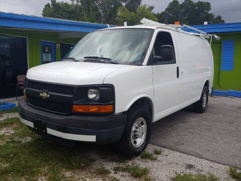 2006 Chevrolet Express Cargo for sale at Autos by Tom in Largo FL