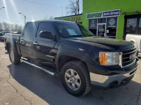 2010 GMC Sierra 1500 for sale at Empire Auto Group in Indianapolis IN
