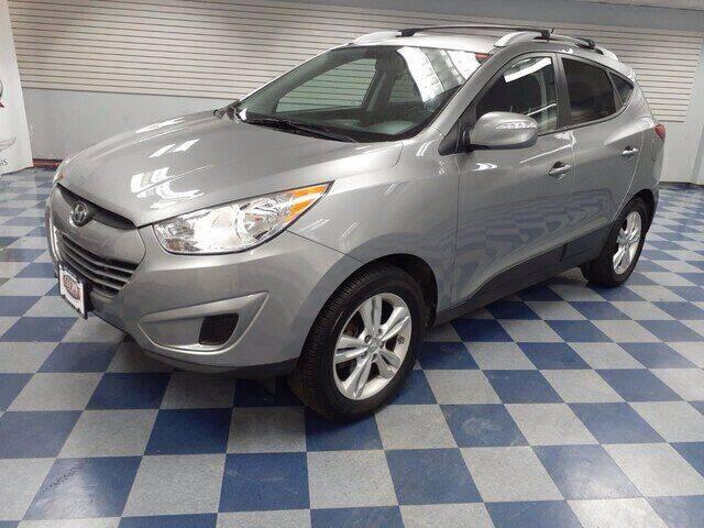 2012 Hyundai Tucson for sale at Mirak Hyundai in Arlington MA