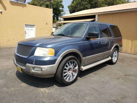 2003 Ford Expedition for sale at L & M MOTORS in Santa Maria CA