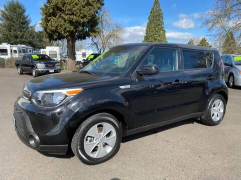 2016 Kia Soul for sale at Pacific Auto LLC in Woodburn OR
