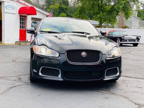 2010 Jaguar XF for sale at Milford Automall Sales and Service in Bellingham MA