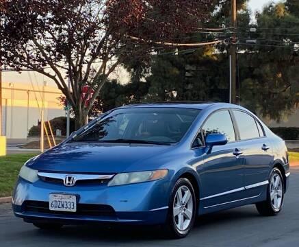 2008 Honda Civic for sale at AutoAffari LLC in Sacramento CA