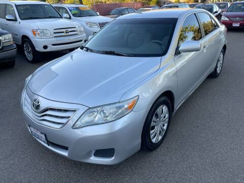 2011 Toyota Camry for sale at C. H. Auto Sales in Citrus Heights CA