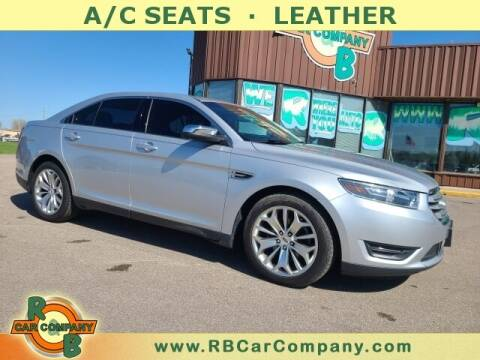 2015 Ford Taurus for sale at R & B Car Co in Warsaw IN