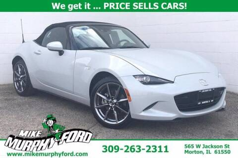2016 Mazda MX-5 Miata for sale at Mike Murphy Ford in Morton IL