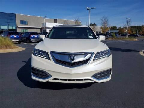 2017 Acura RDX for sale at Lou Sobh Kia in Cumming GA