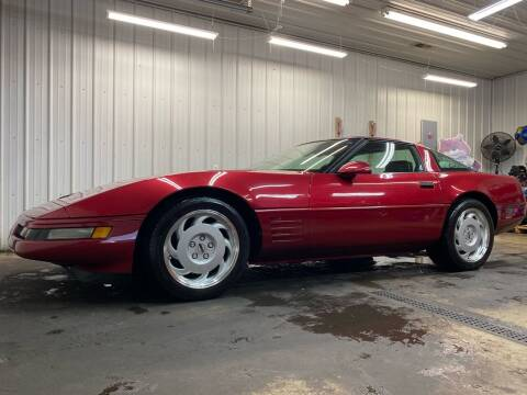 1992 Chevrolet Corvette for sale at Ryans Auto Sales in Muncie IN