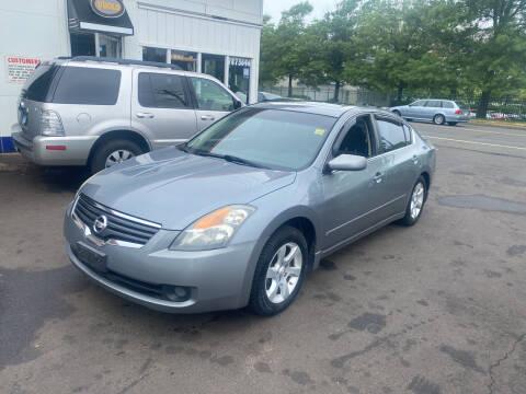 2009 Nissan Altima for sale at Vuolo Auto Sales in North Haven CT