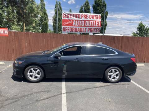 2017 Chevrolet Malibu for sale at Flagstaff Auto Outlet in Flagstaff AZ