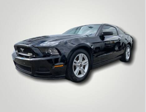 2014 Ford Mustang for sale at INTERNATIONAL AUTO BROKERS INC in Hollywood FL