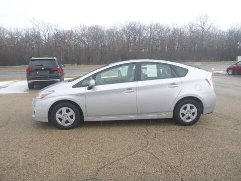 2010 Toyota Prius for sale at NEW RIDE INC in Evanston IL