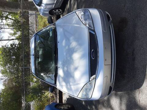 2005 Ford Focus for sale at Easy Credit Auto Sales in Cocoa FL