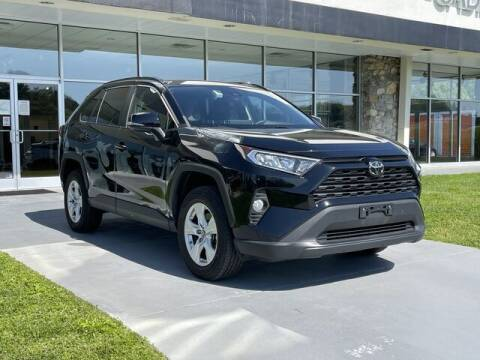 2019 Toyota RAV4 for sale at RUSTY WALLACE CADILLAC GMC KIA in Morristown TN