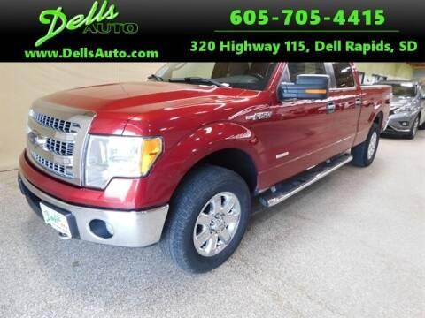 2013 Ford F-150 for sale at Dells Auto in Dell Rapids SD