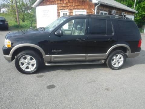 2004 Ford Explorer for sale at Trade Zone Auto Sales in Hampton NJ