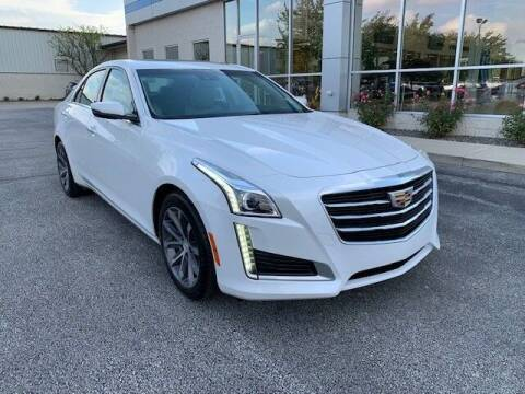 2016 Cadillac CTS for sale at Dunn Chevrolet in Oregon OH