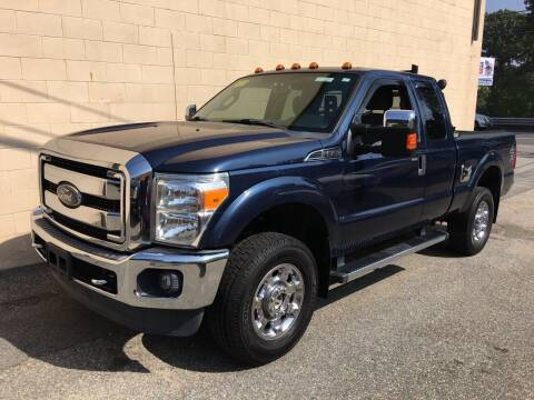 2014 Ford F-350 Super Duty for sale at Bill's Auto Sales in Peabody MA
