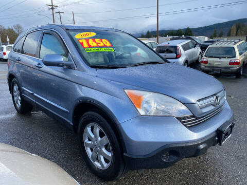 2007 Honda CR-V for sale at Low Auto Sales in Sedro Woolley WA