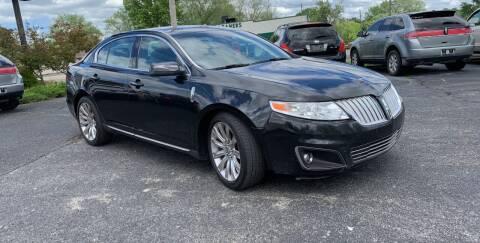 2011 Lincoln MKS for sale at Boardman Auto Mall in Boardman OH