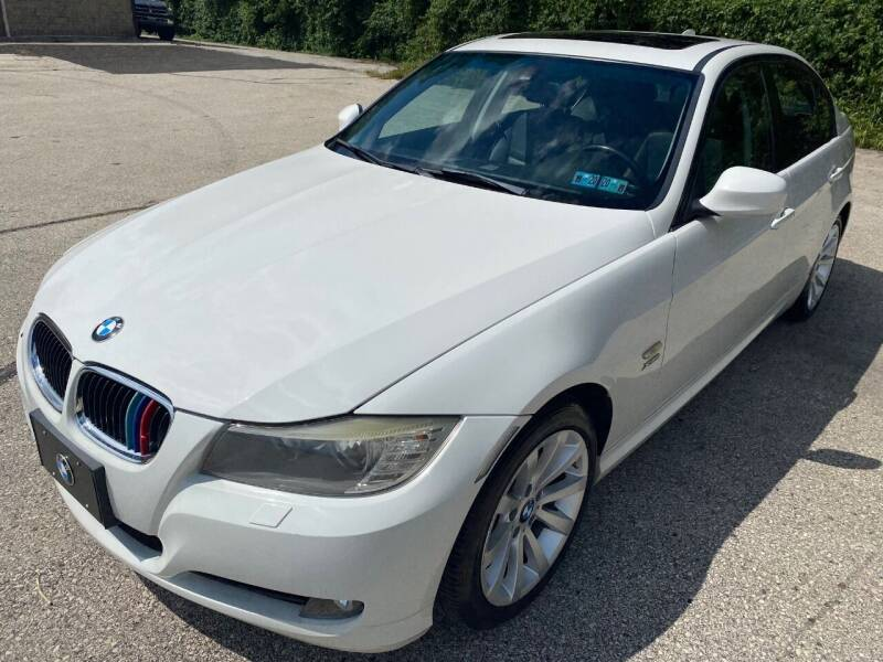2011 BMW 3 Series for sale at Professionals Auto Sales in Philadelphia PA