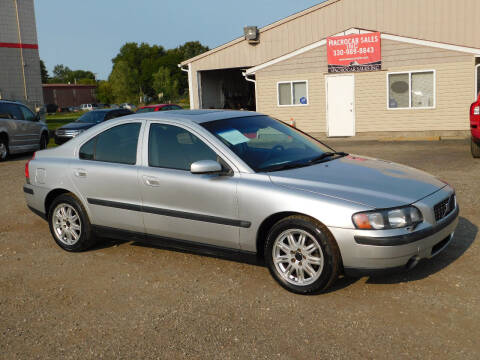 2004 Volvo S60 for sale at Macrocar Sales Inc in Akron OH