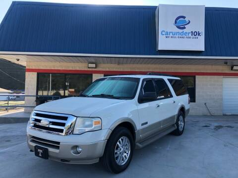 2008 Ford Expedition EL for sale at CarUnder10k in Dayton TN