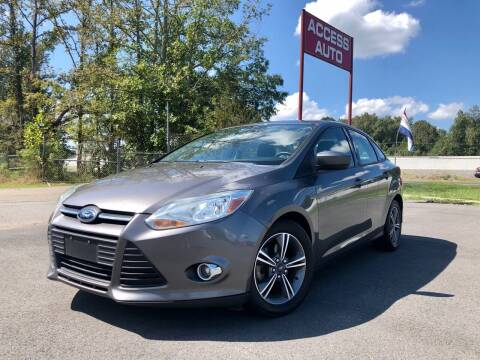 2012 Ford Focus for sale at Access Auto in Cabot AR