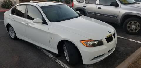2007 BMW 3 Series for sale at Greenlight Auto Broker in Tempe AZ