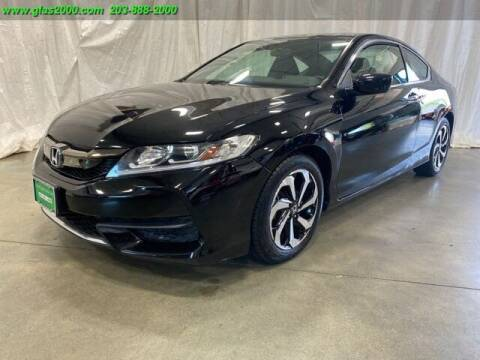 2016 Honda Accord for sale at Green Light Auto Sales LLC in Bethany CT