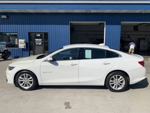 2018 Chevrolet Malibu for sale at Twin City Motors in Grand Forks ND