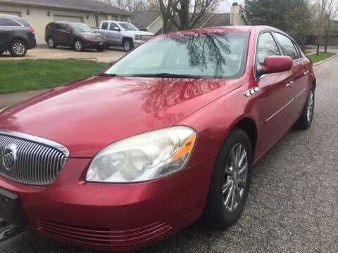 2009 Buick Lucerne for sale at Great Lakes Auto Import in Holland MI