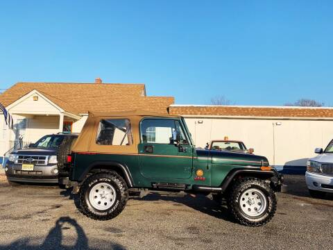 1994 Jeep Wrangler for sale at New Wave Auto of Vineland in Vineland NJ