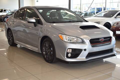 2016 Subaru WRX for sale at Legend Auto in Sacramento CA