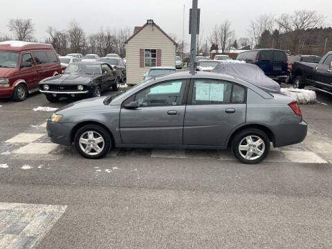 2006 Saturn Ion for sale at FUELIN FINE AUTO SALES INC in Saylorsburg PA