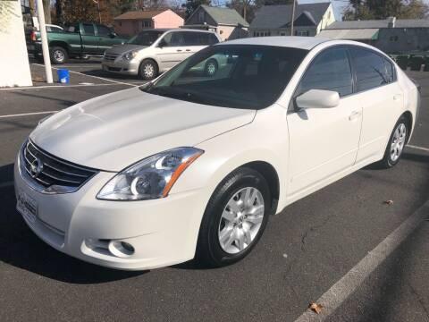 2010 Nissan Altima for sale at EZ Auto Sales , Inc in Edison NJ