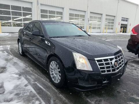 2013 Cadillac CTS for sale at MOUNT EDEN MOTORS INC in Bronx NY