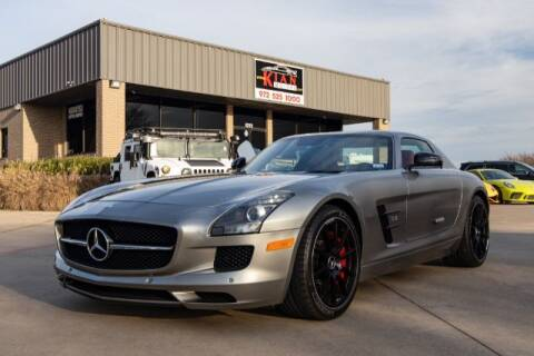 2013 Mercedes-Benz SLS for sale at KIAN MOTORS INC in Plano TX