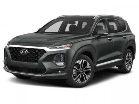 2020 Hyundai Santa Fe for sale at BEAMAN TOYOTA - Beaman Buick GMC in Nashville TN