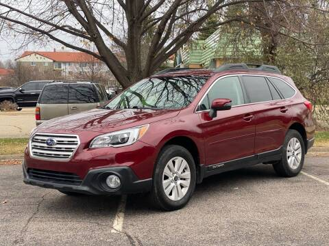 2017 Subaru Outback for sale at North Imports LLC in Burnsville MN