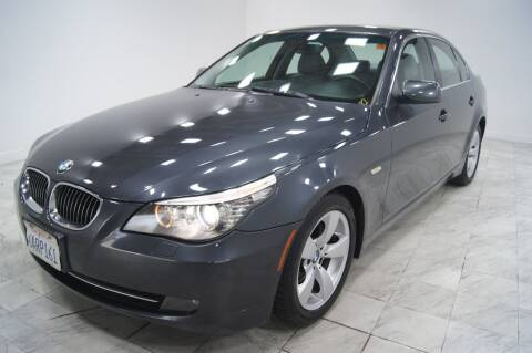 2008 BMW 5 Series for sale at Sacramento Luxury Motors in Carmichael CA