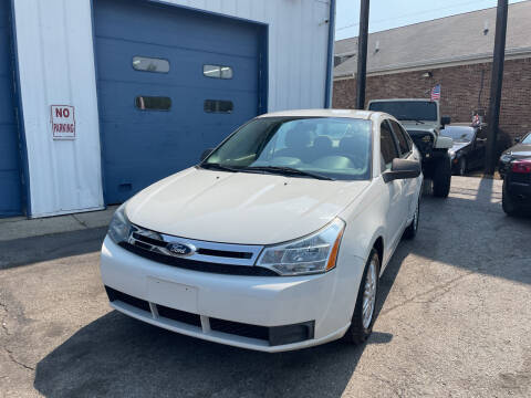 2009 Ford Focus for sale at Pulse Autos Inc in Indianapolis IN