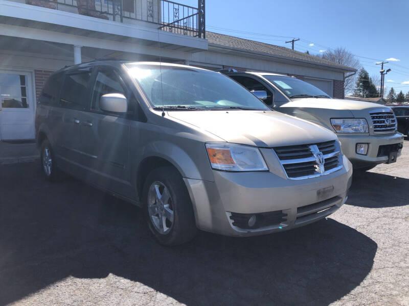 2009 Dodge Grand Caravan for sale at Rine's Auto Sales in Mifflinburg PA