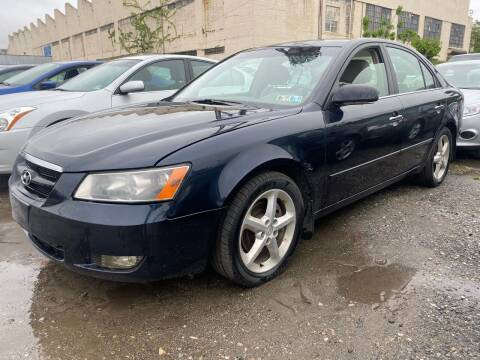2006 Hyundai Sonata for sale at Philadelphia Public Auto Auction in Philadelphia PA