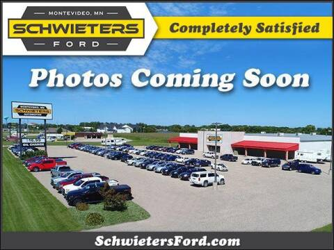 2021 Ford EcoSport for sale at Schwieters Ford of Montevideo in Montevideo MN